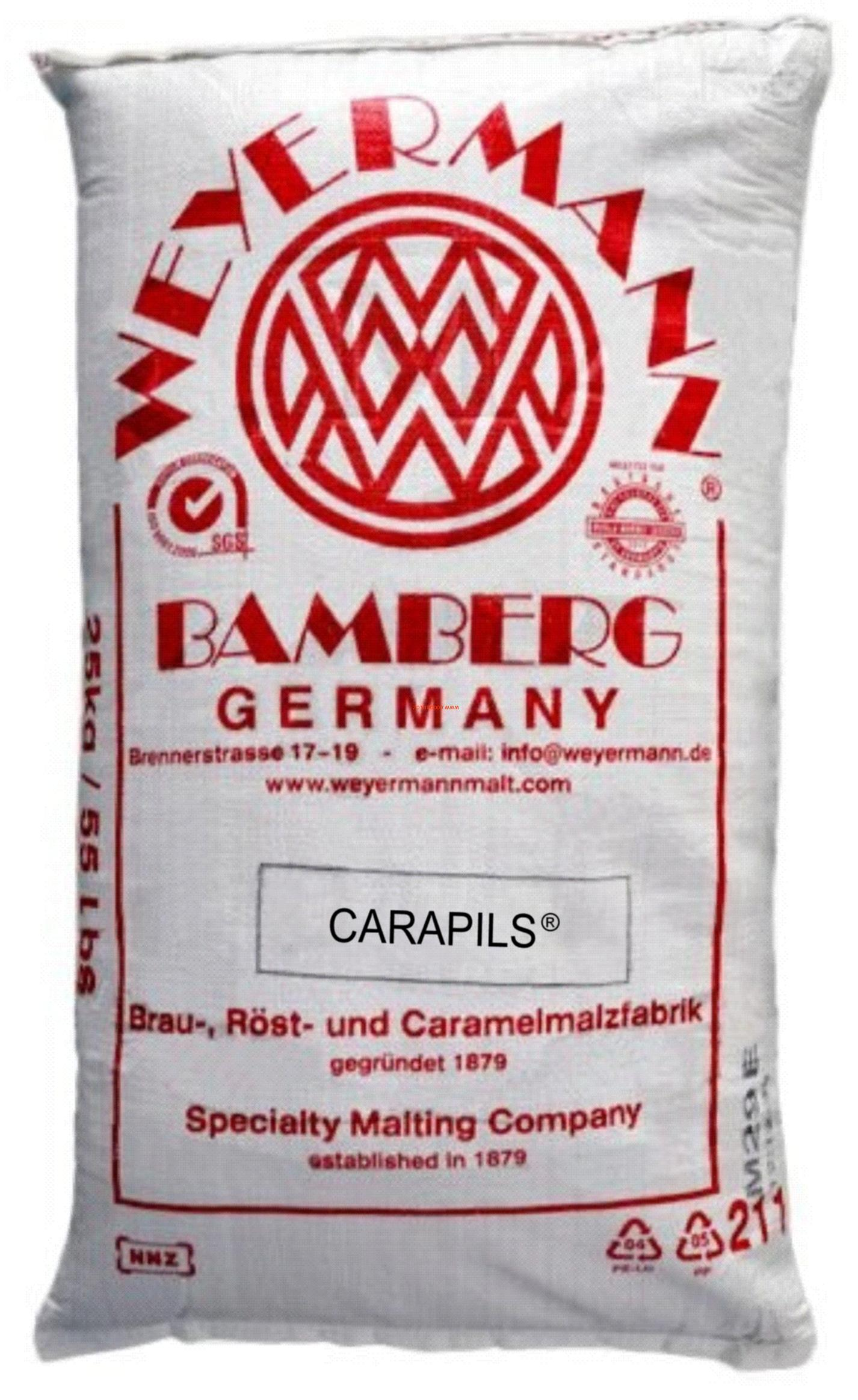Slad CARAPILS® - Weyermann® 25kg
