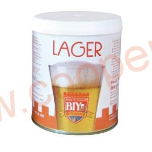 "Coopers ""BIY"" Lager 1,5kg"