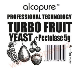 ALCOPURE TURBO FRUIT Profesional