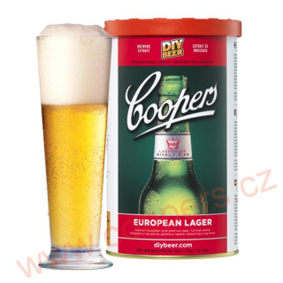 Coopers European Lager 1,7 Kg