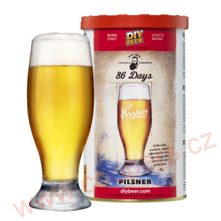 Coopers 86 Days Pilsener 1,7 Kg