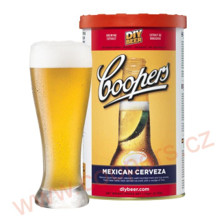 Coopers Mexican Cerveza 1,7 Kg